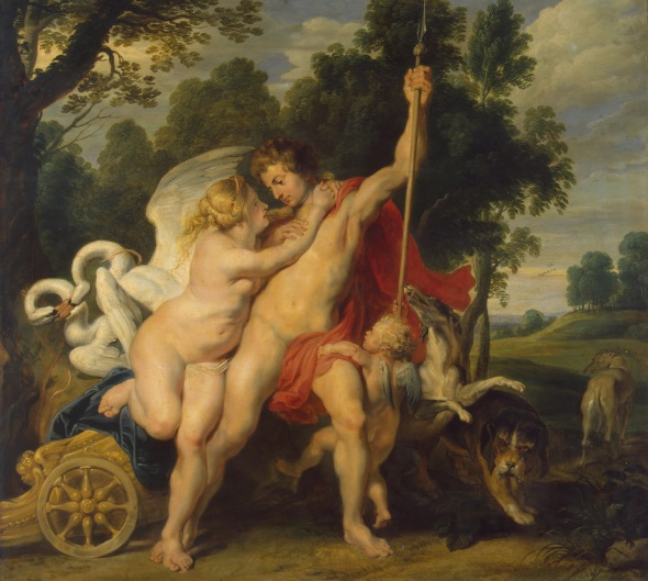 Rubens Venus and Adonis