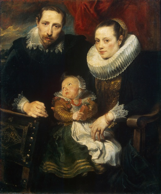 van Dyck Family Portrait